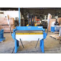 Dobladora De Lamina Manual Strong Usa W-2.5x1220