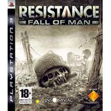 Ps3 Resistance Fall Of Man Electroalsina Banfield Canjes