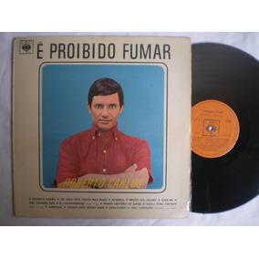 Lp - Roberto Carlos / É Proibido Fumar / Cbs 37352