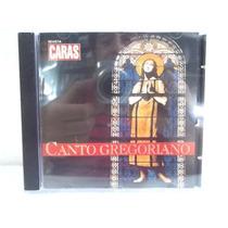 Cantos Gregorianos Coro Monges Silo Cd Original Impecável
