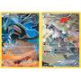 Pokémon Kit Kyurem Branco Full Art & Kyurem Preto Full Art