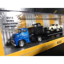 M2 Auto Haulers Sema 2012 Edition - Rara Apenas 600 No Mundo