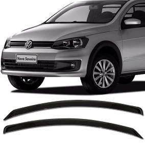 Calha Defletor De Chuva Volkswagen Saveiro G5 G6 2 Portas