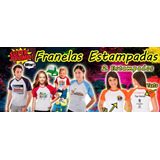 Super Promo Sublimacion Estampados Eventos Franelas Fotos