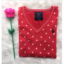Sweater Polo Mujer