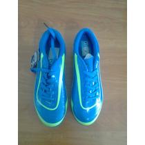 Zapatos De Taco Para Futbolito