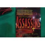 Card Games Booster Illuminati Steve Jackson Assassins