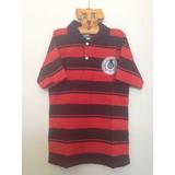 Camiseta Camisa Polo Regata Juvenil Infantil Menino