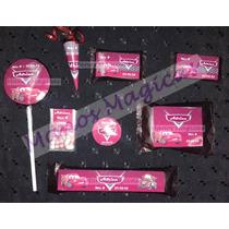 Candy Bar Cars Golosinas Personalizadas 10 Chicos