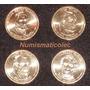 Monedas De Dallar Presidentes Año 2009 Set 4 Monedas Usa