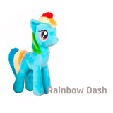 Peluche My Little Pony Pequeño Pony Original 40 Cm Educando