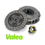Kit Embrague Valeo Original Vw Gol /senda Motor Audi 1.6