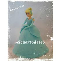Princesa Porcelana Fría Cenicienta