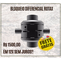 Bloqueio Diferencial 100% Rotax Para Jeep, F 75 E Troller