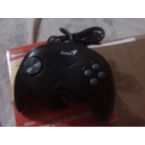 Genius Max Fire G-08xu 8 Button Usb Game.