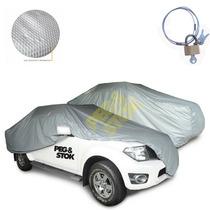 Capa Cobrir Carro Camionete S10 Cabine Simples 100% Forrada