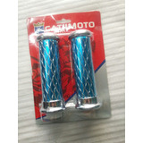Puños Dibujo Rombos Aluminio V/colores En Paredesbiker