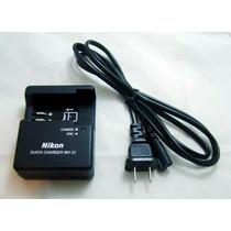 Carregador P/nikon D40 D40x D60 D3000 D5000 Mh-23 En-el9a
