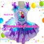 Conjuntos Tutu Tutus Personalizados Cumpleaños Talla 2-4-6