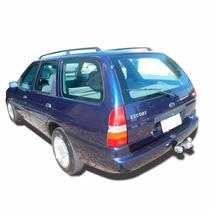 Engate Reboque Escort Perua Wagon Sw Todas Tração 500kg