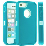 Defender Hibrido Hardcase Tipo Otter Forro Iphone 5g 5s 4g4s