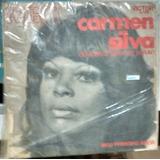 Compacto Vinil Carmen Silva - Concerto Para Um Verão - 1972