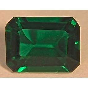 Rsp 2432 Esmeralda Octogonal 8x6mm Preço Pedra 1,63 Ct