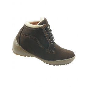 Bota Casual Nobuck Cafe Marca Jeep