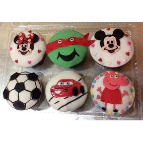Cupcakes De Fondant Deliciosos Para Toda Ocasion