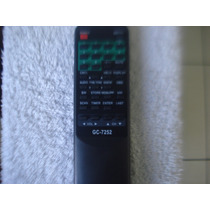 Controle Remoto De Antena Tecsat 3200/ E50