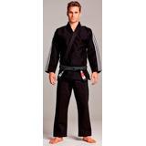 Kimono Jiu Jitsu Adidas Contest Jj430 Preto Tam A4+brinde