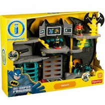 Imaginext Batcaverna Batman