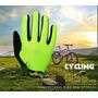 Guantes Ciclismo, Bici Ruta Mtb Moto Gym