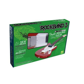 Rock Band 3 Wireless Fender Mustang Pro-guitar Controller P