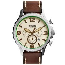Relógio Fossil Masculino Jr1496/0bn.