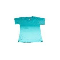 Camiseta 100% Poliester Sublimação Cores Infantil 2,4,6 Ou 8