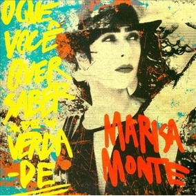 Cd Marisa Monte - O Que Voce Quer Saber (977741)