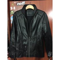 Chaqueta Cuero Wilsons Leather Dama Original