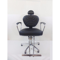 Cadeira Poltrona Laca Reclinavel Para Salao Cabeleireiro