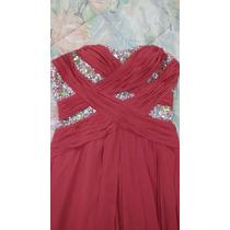 Vestido Largo De Gala Elegante