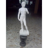 Imagen Figura Escultura En Marmol David De Miguel Angel