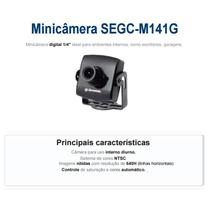 Mini Camera Alta Resoluçao Digital Cmos 640l 1/4 Greatek Nf!