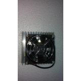 Kit Dissipador 10x10 Cm Com Cooler( Usado )