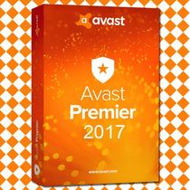 Avast Premier 2017 - Licença Até 2019