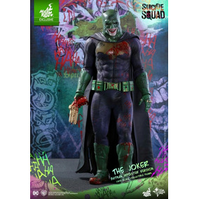 The Joker Batman Impostor Hot Toys Original Pronta Entrega
