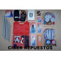Kit Herramientas Refrigeracion N°9 + B. Vacio 128 L/m
