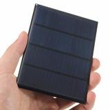 Célula Painel Placa Energia Solar Fotovoltaica 12v250ma 1.2w