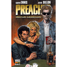 Preacher Coleção Completa 1 Ao 9 (digital) + Frete Grátis !!