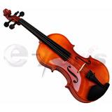 Super Violin Infantil Tamaño: 1/2 Con Increibles Regalos Wow