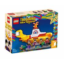 Envío Gratis Lego Original The Beatles Yellow Submarine